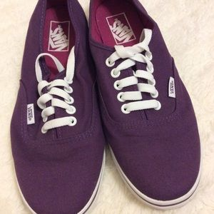 VANS OFF THE WALL TENNIS SHOES SIZE MENS 8